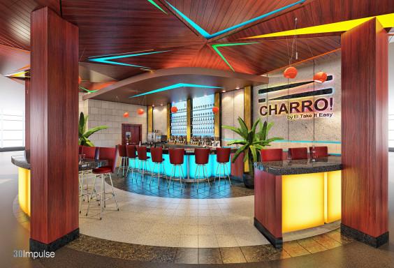 Airport Restaurant Bar Charro View 1