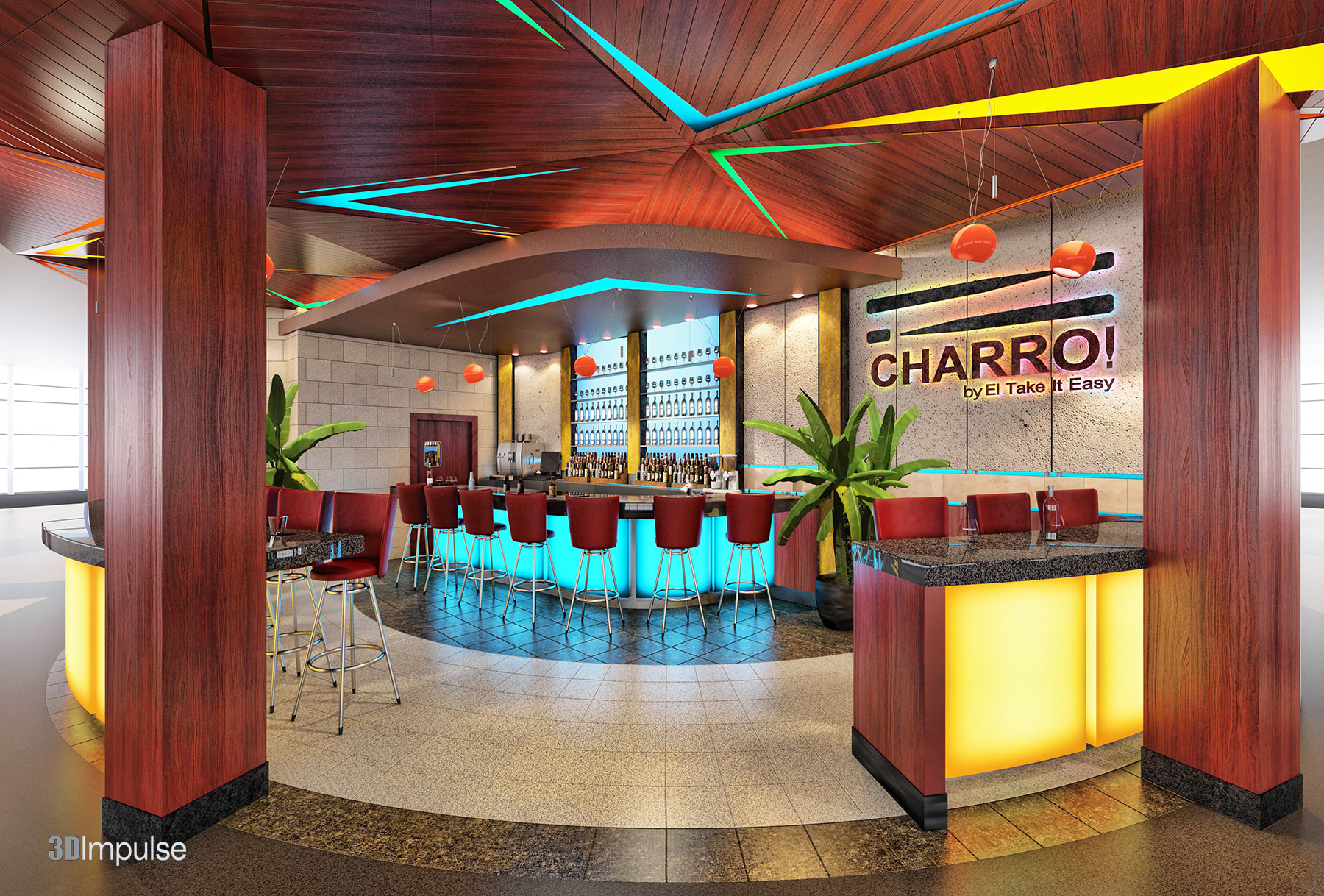 Airport-Restaurant-Bar-Charro-View1