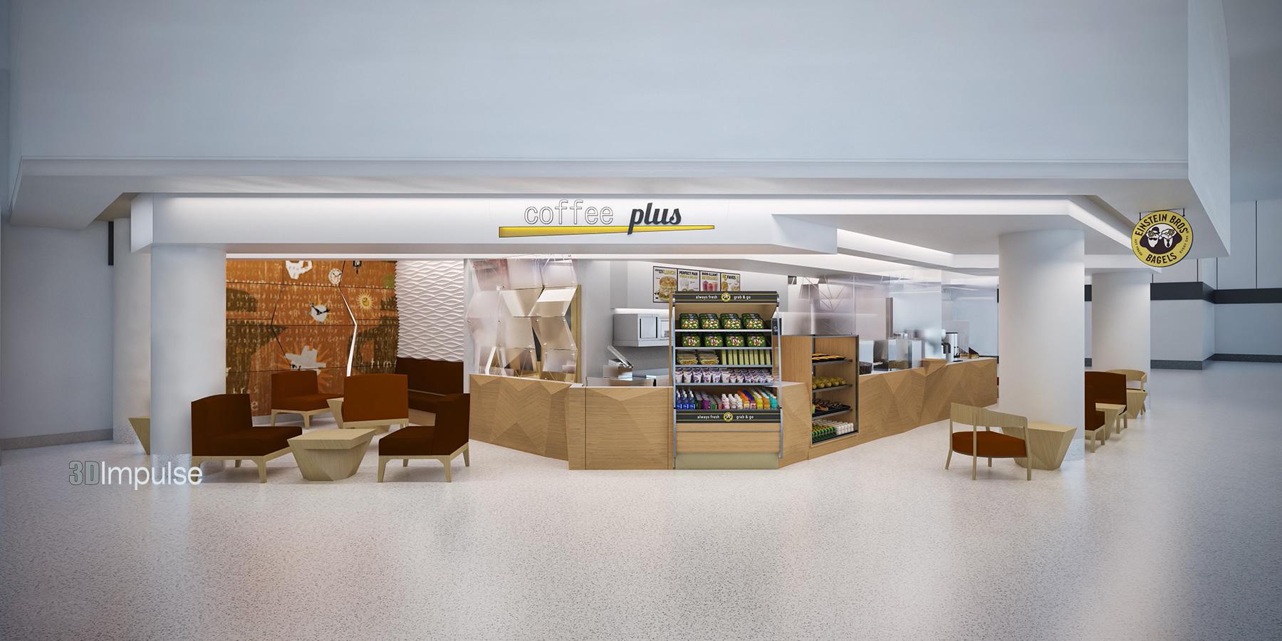 Airport-Restaurant-Einstein-Coffee-Plus-SFO