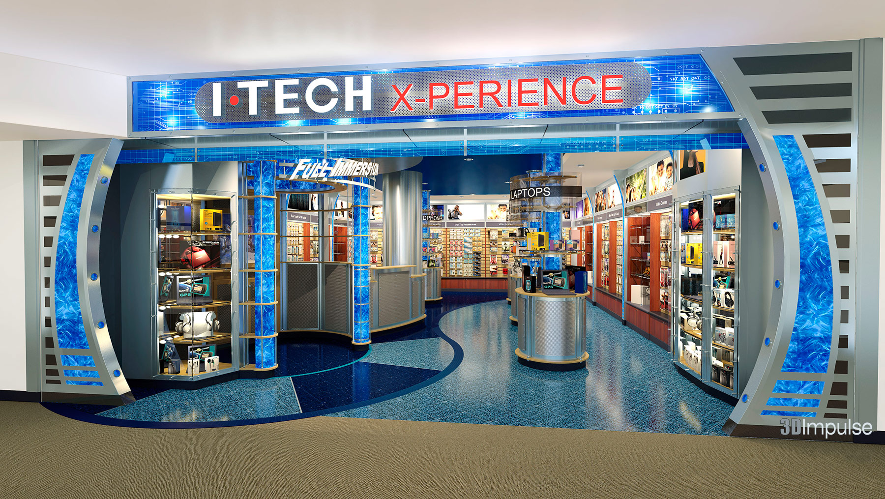 Airport-Retail-Store-ITech-Xperience-DIA